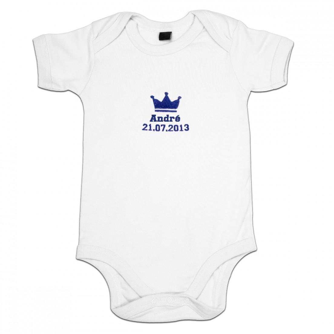 Bodystocking til babyer med navn | Smyla.dk