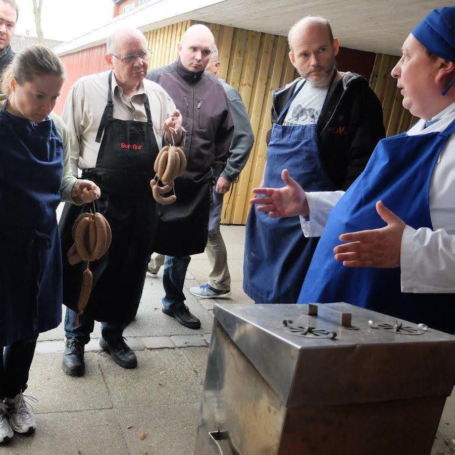 Baconworkshop - Fjerritslev