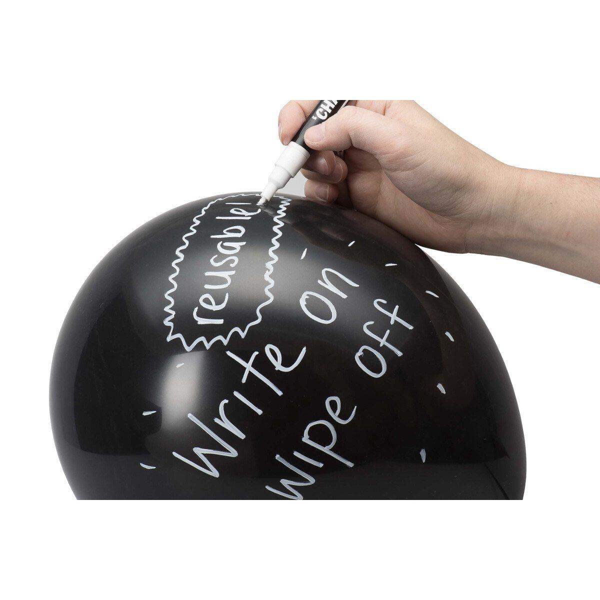 Balloner med tavleoverflade