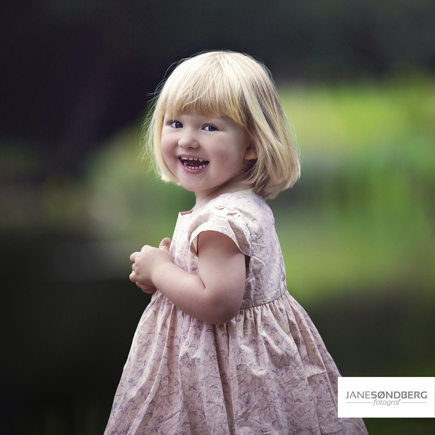Barn/teen Photoshoot i det fri - Silkeborg