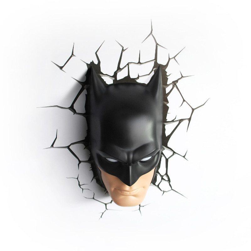 Batman - 3D-lampe