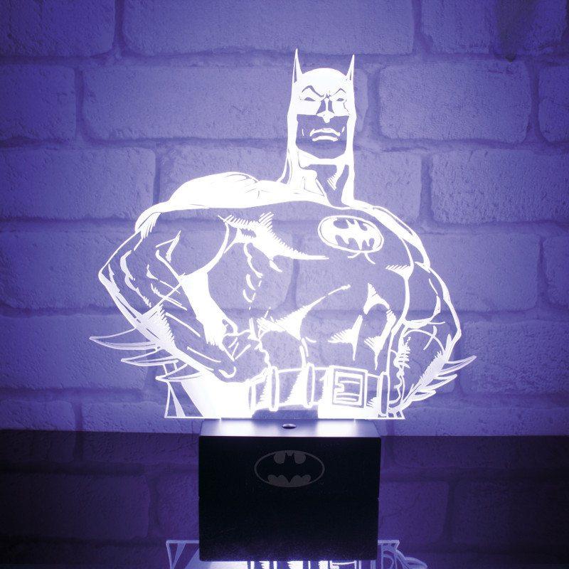 Batman-lampe
