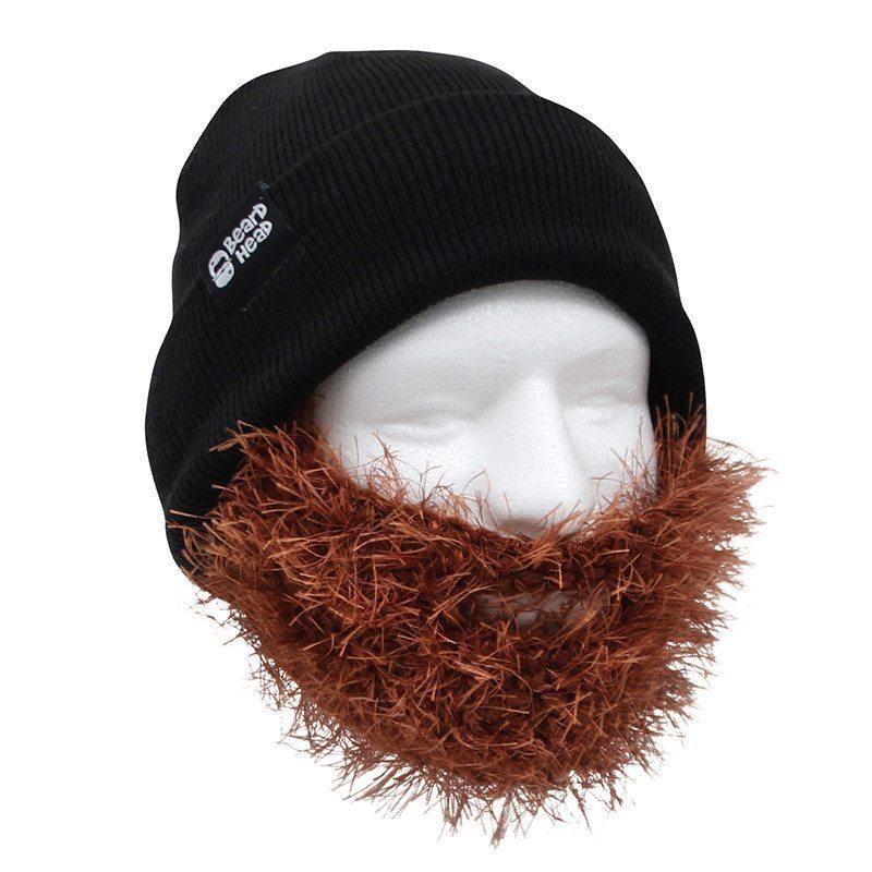 Beard Heads - huer med skæg