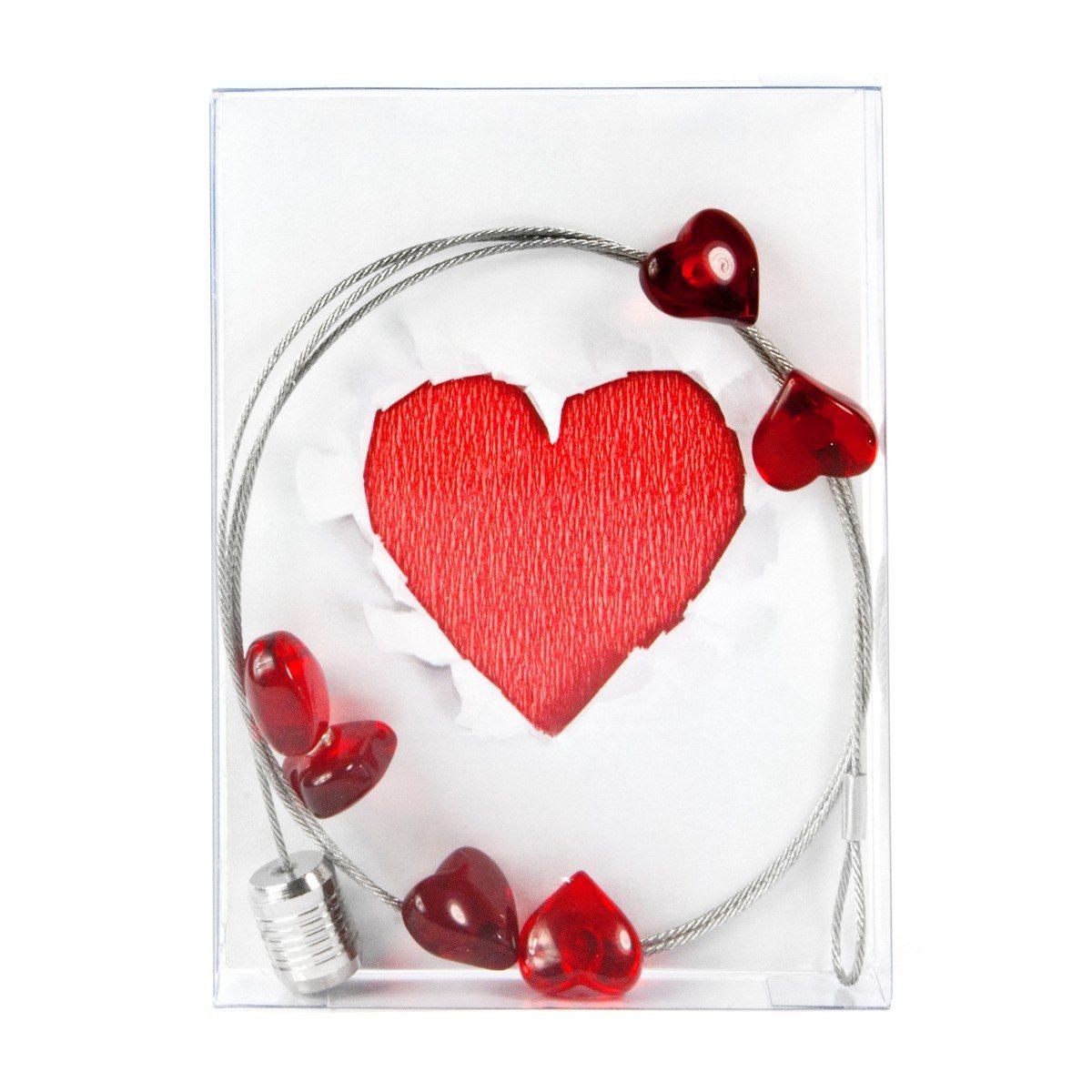Billedesnor med hjerter