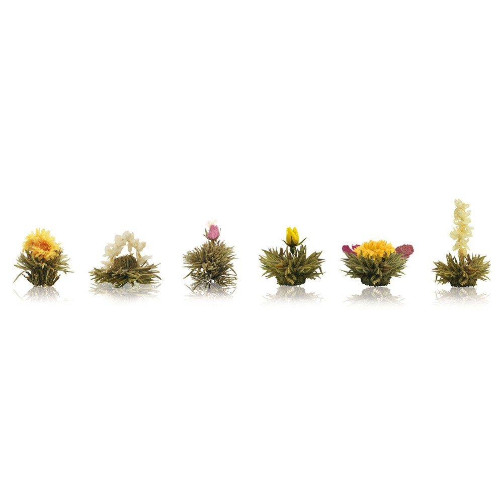 Blomsterte-gavesæt