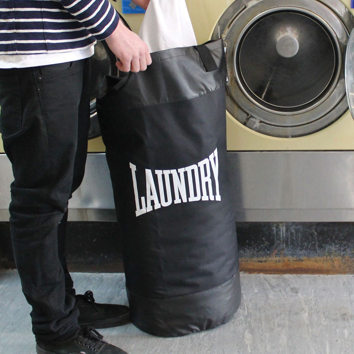 Boksepude til vasketøj
