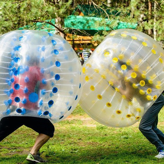 Bumperball for 8-20 personer - Middelfart