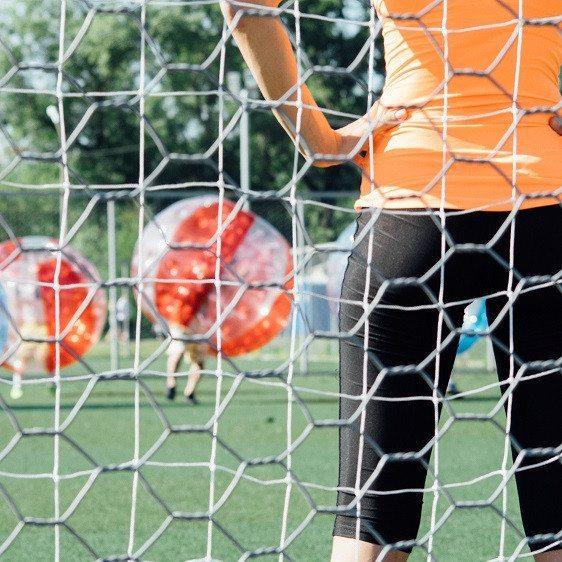 Bumperball for 8-20 personer - Sønderborg