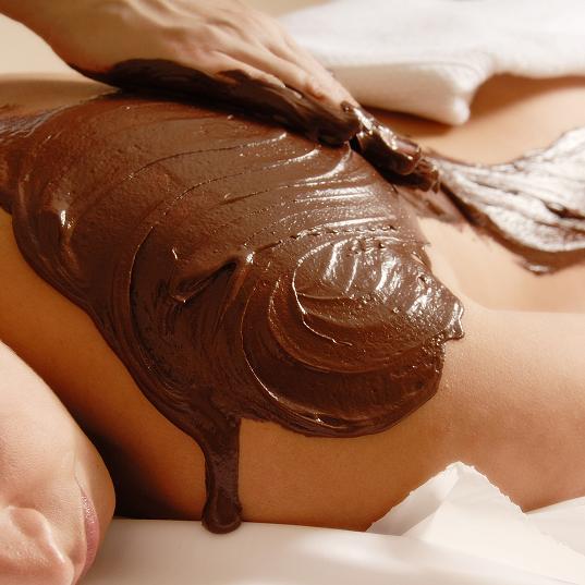 Chokolademassage for 2 personer - København