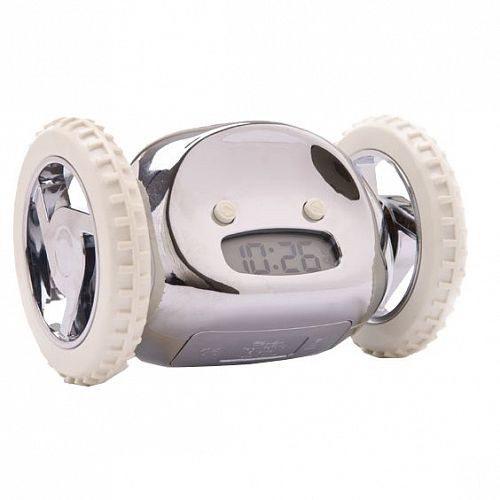 Clocky - vækkeur med hjul