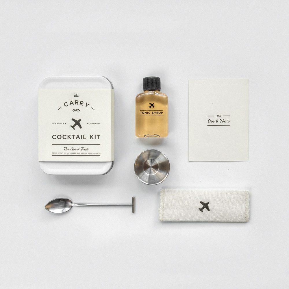 Cocktail to go – Reiseset - Gin Tonic - Vollansicht