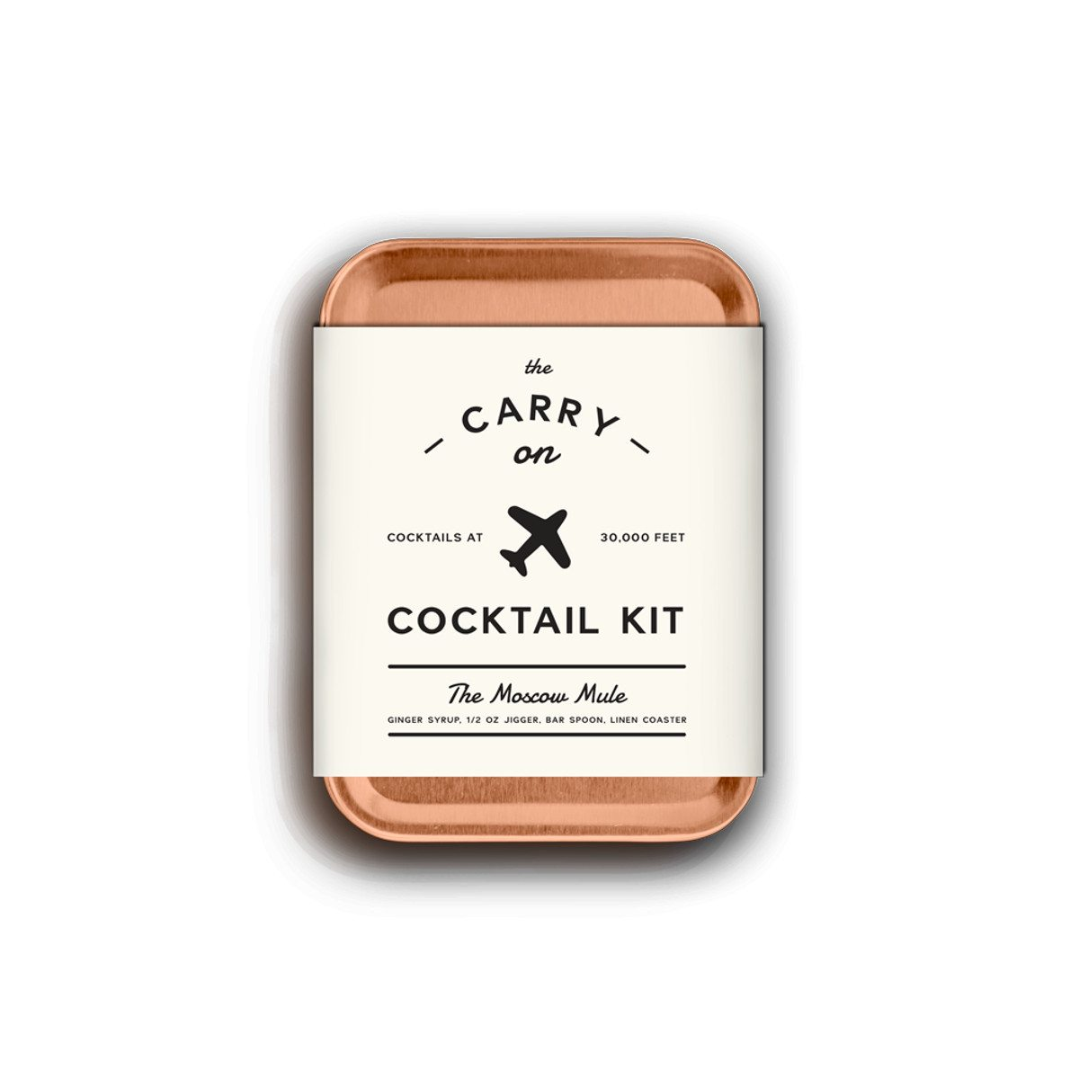 Cocktail to go – Reiseset - Moscow Mule - Dose