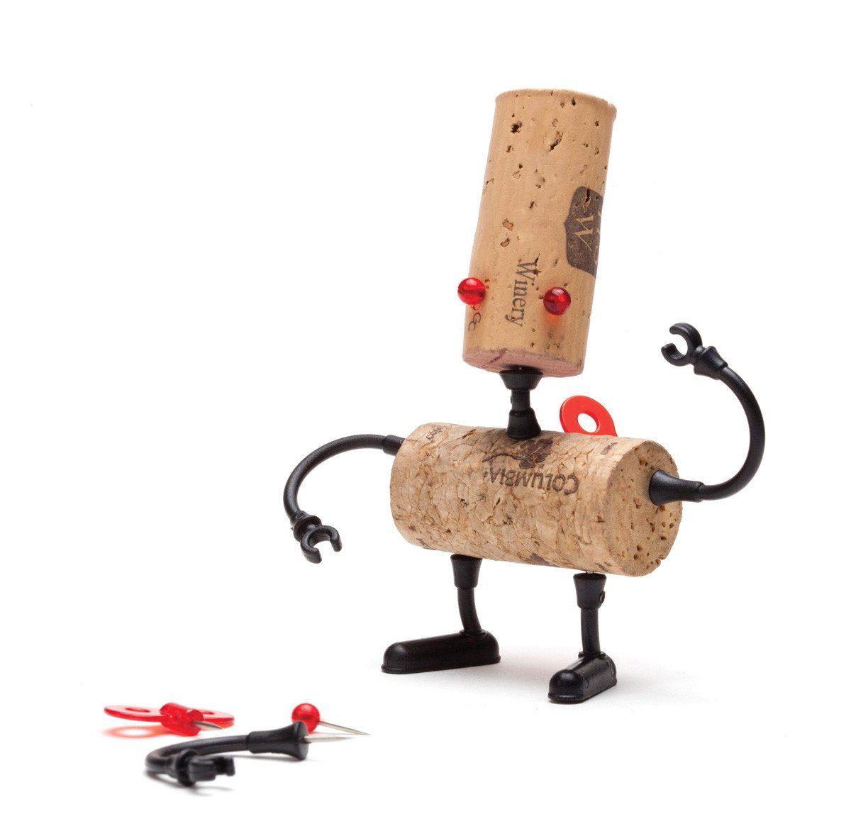 Corkers - DIY-robotter
