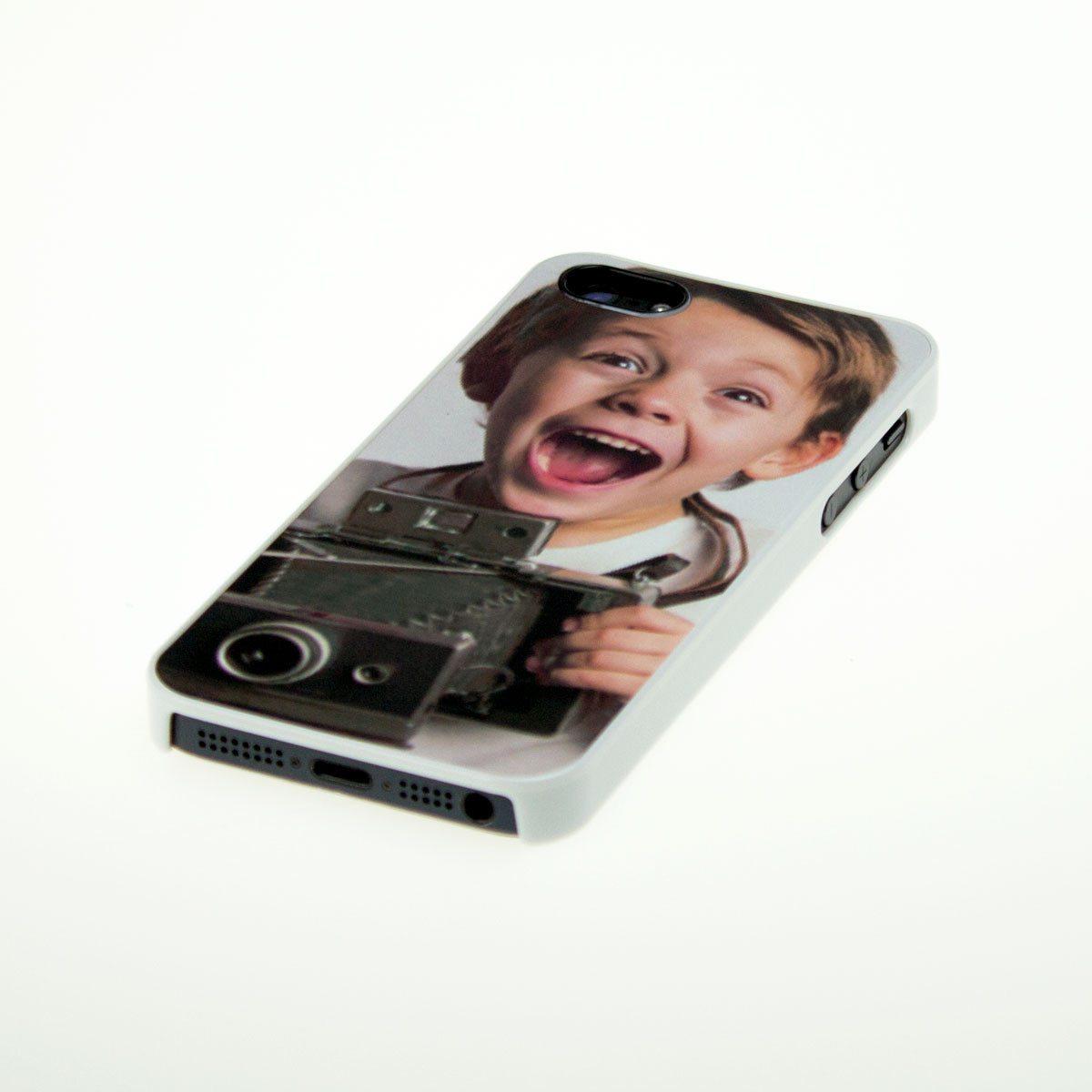 Cover til iPhone 5 med billede