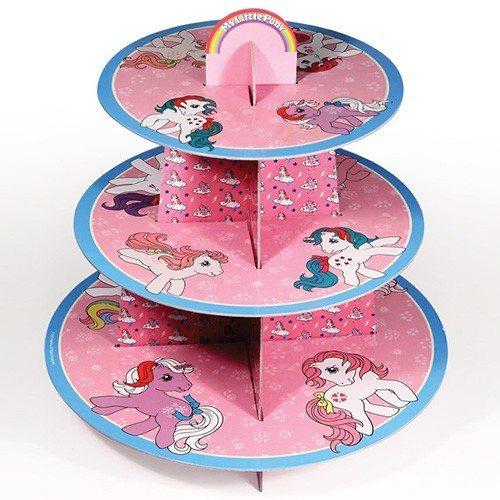 Cupcakeholder med My Little Pony