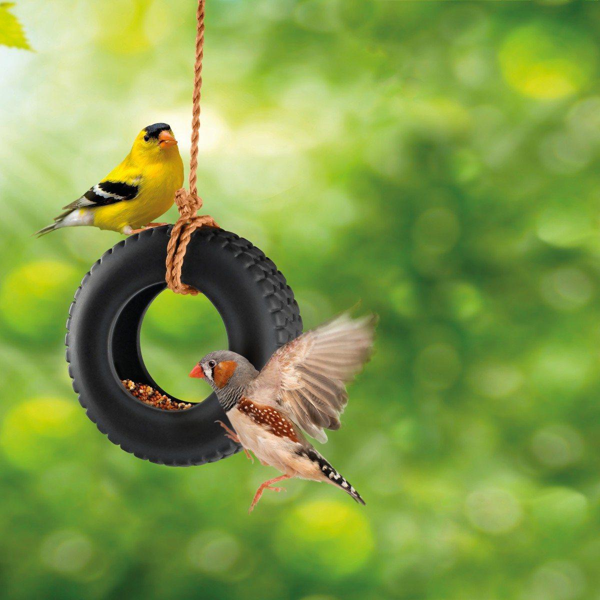 Dæk til fuglemad