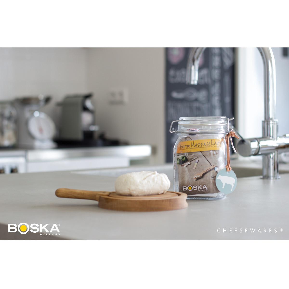 DIY-mozzarella - lav din egen ost
