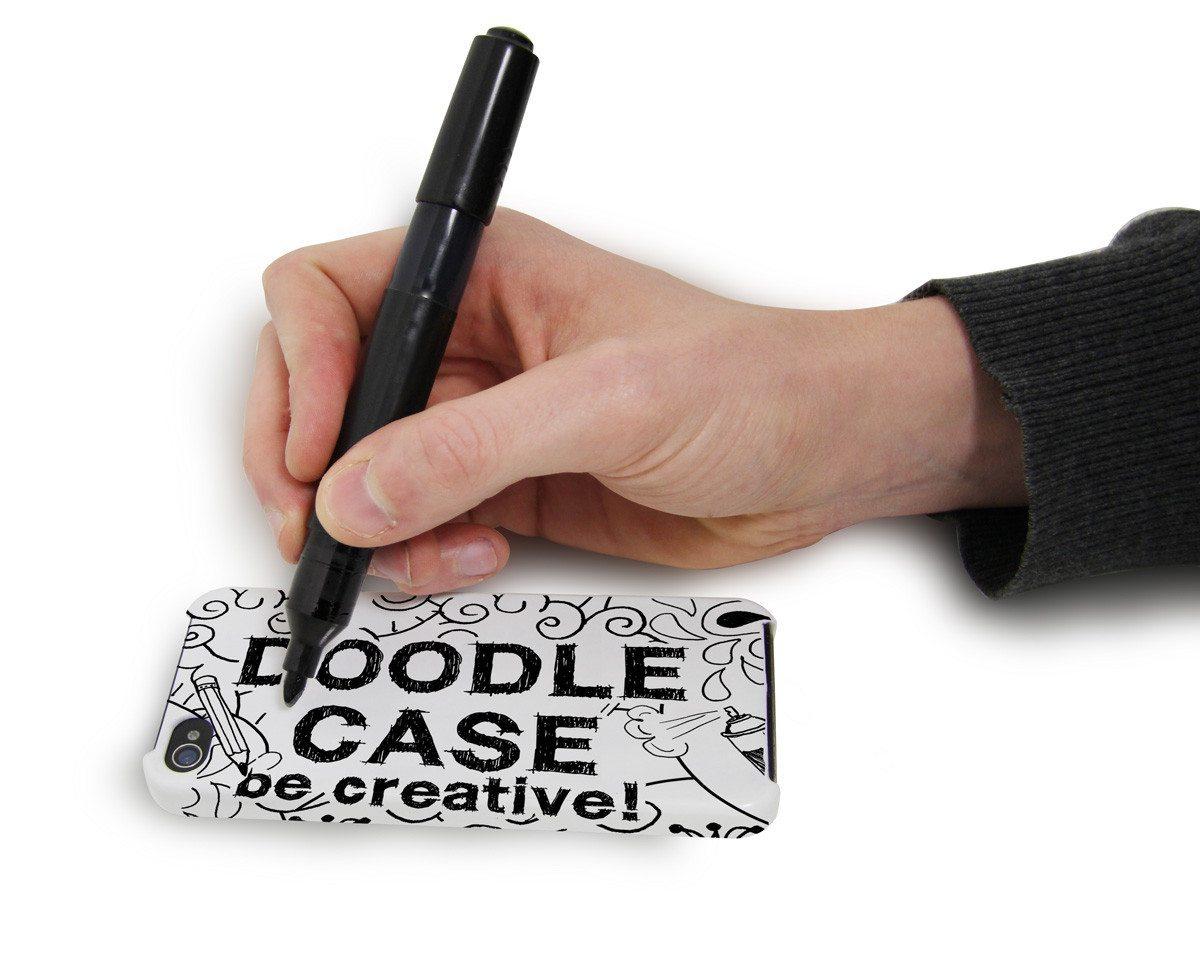 Doodle Case - iPhone-cover man kan tegne på