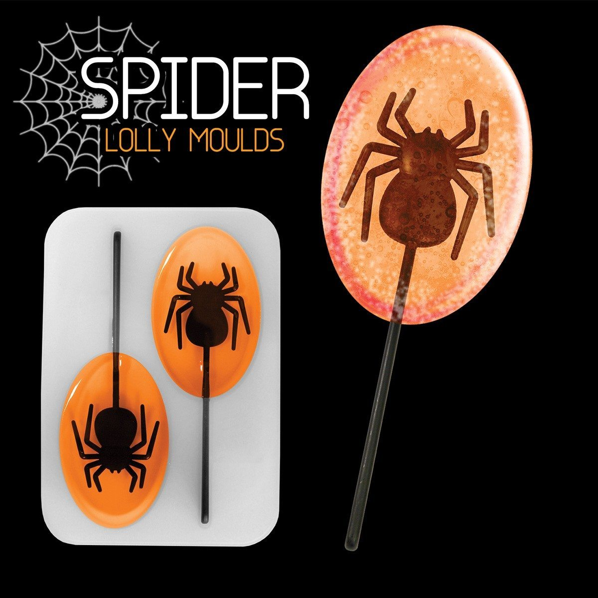 Edderkoppe-ispinde