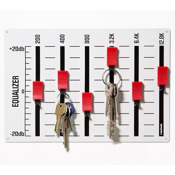 Equalizer nøglebræt