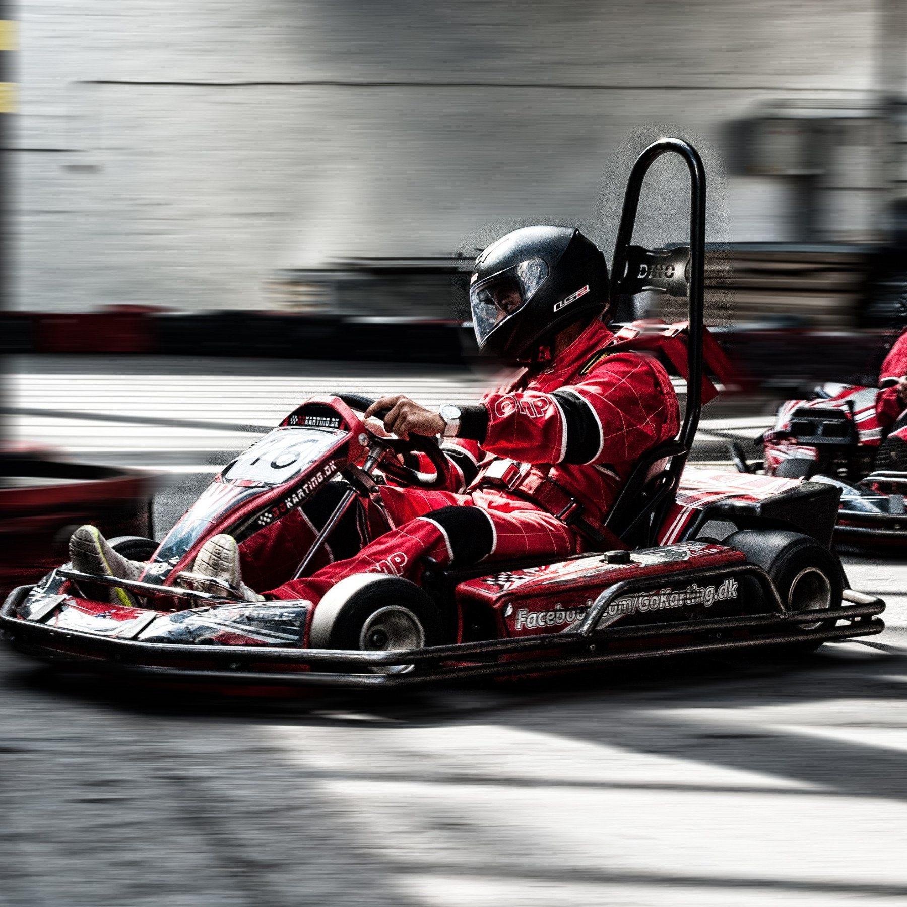 F1 Gokart Grand Prix - Brøndby