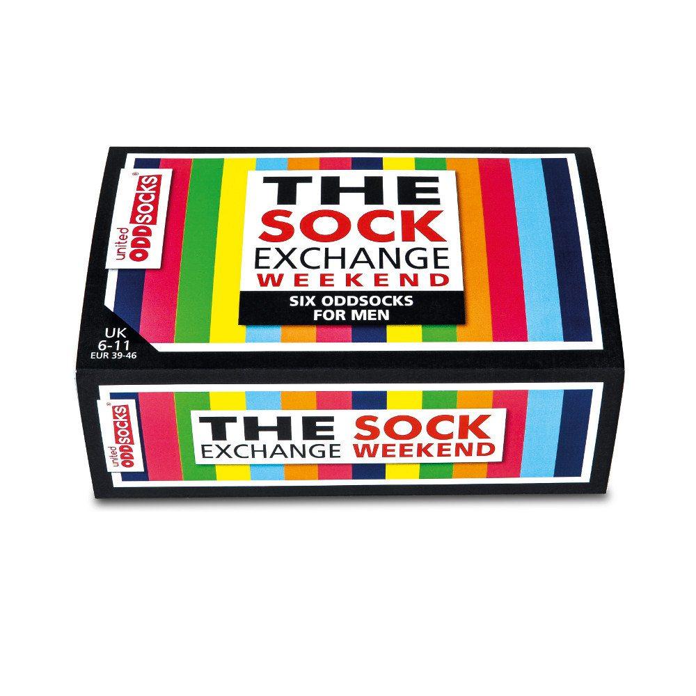 Farverige & stribede sokker