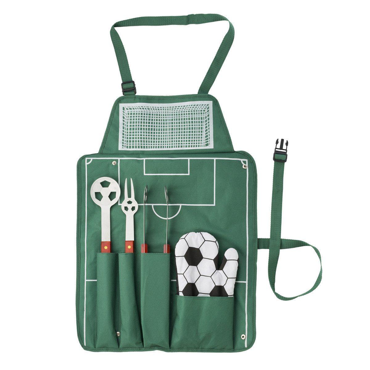 Fodbold - grillsæt