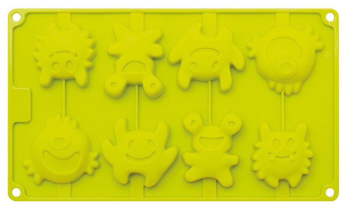 Form til cakepops med små monstre