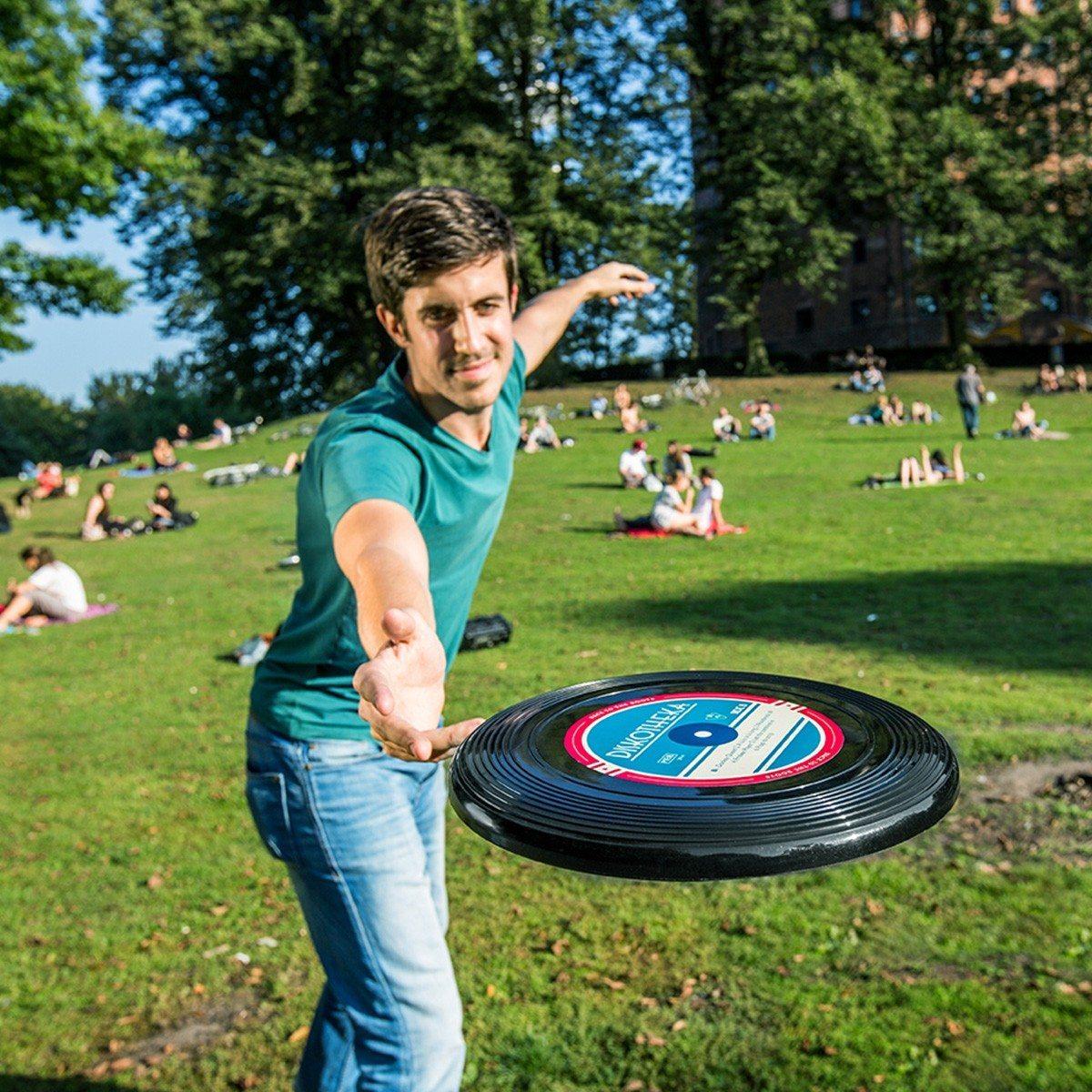 Frisbee med sjovt print