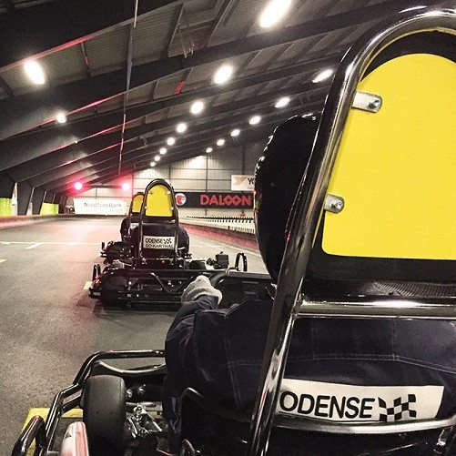 Gokart Formel 1 - Odense