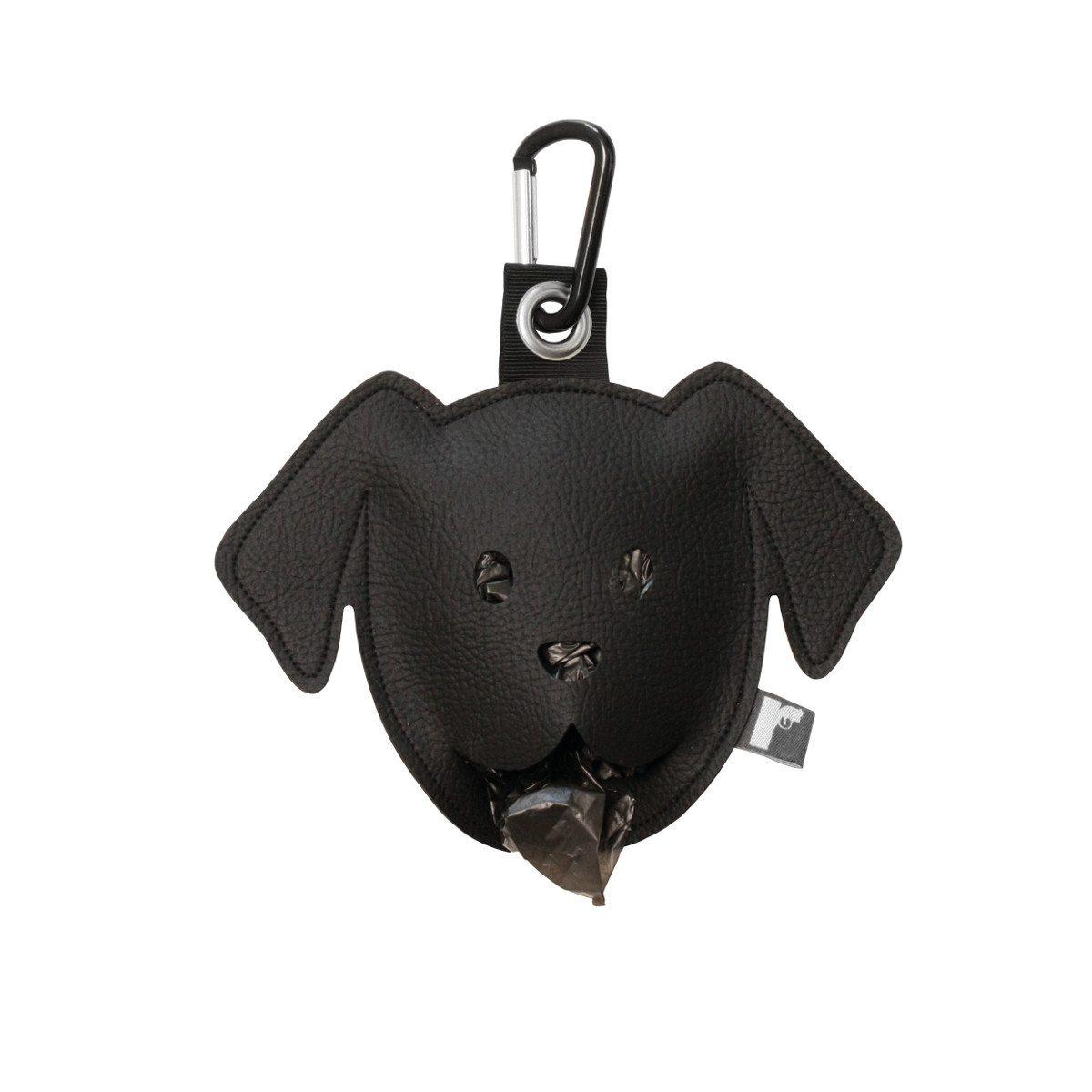 Goodie zum Gassi-Gehen: Der Hundebeutelspender schwarz