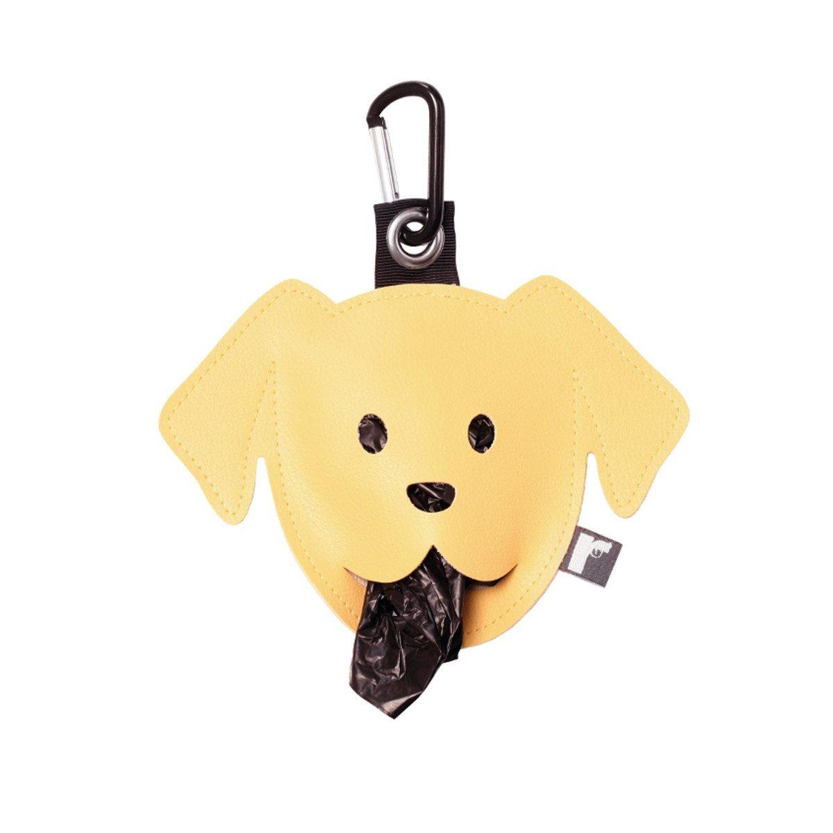 Goodie zum Gassi-Gehen: Der Hundebeutelspender vanille