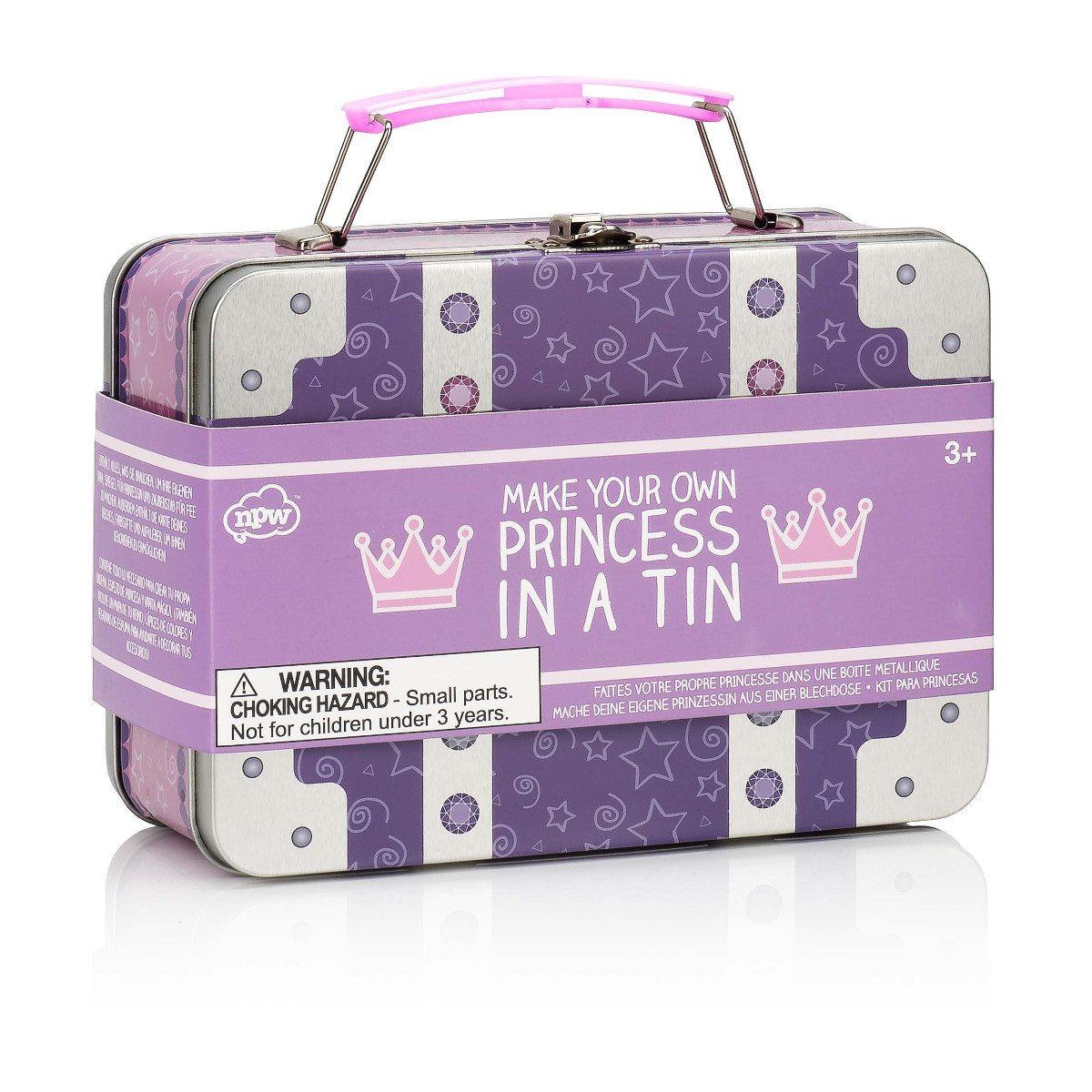 Gør det selv-prinsesseudklædning