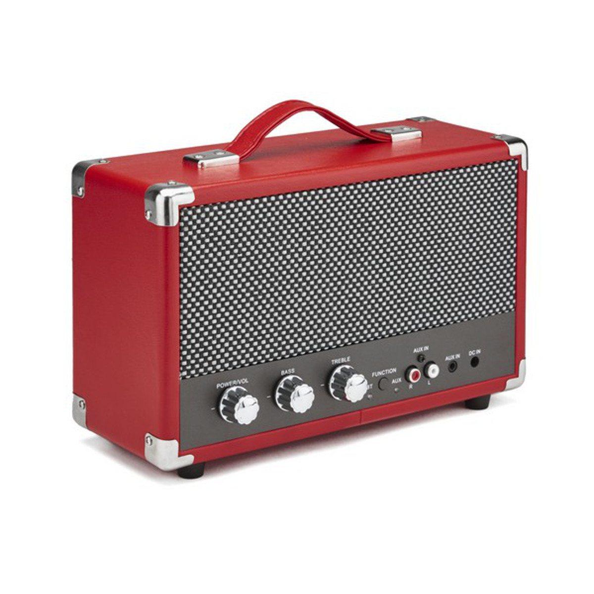 GPO Compact Bluetooth Lautsprecher Rot