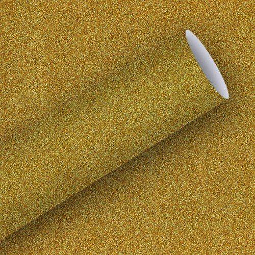 Guld glimmergavepapir