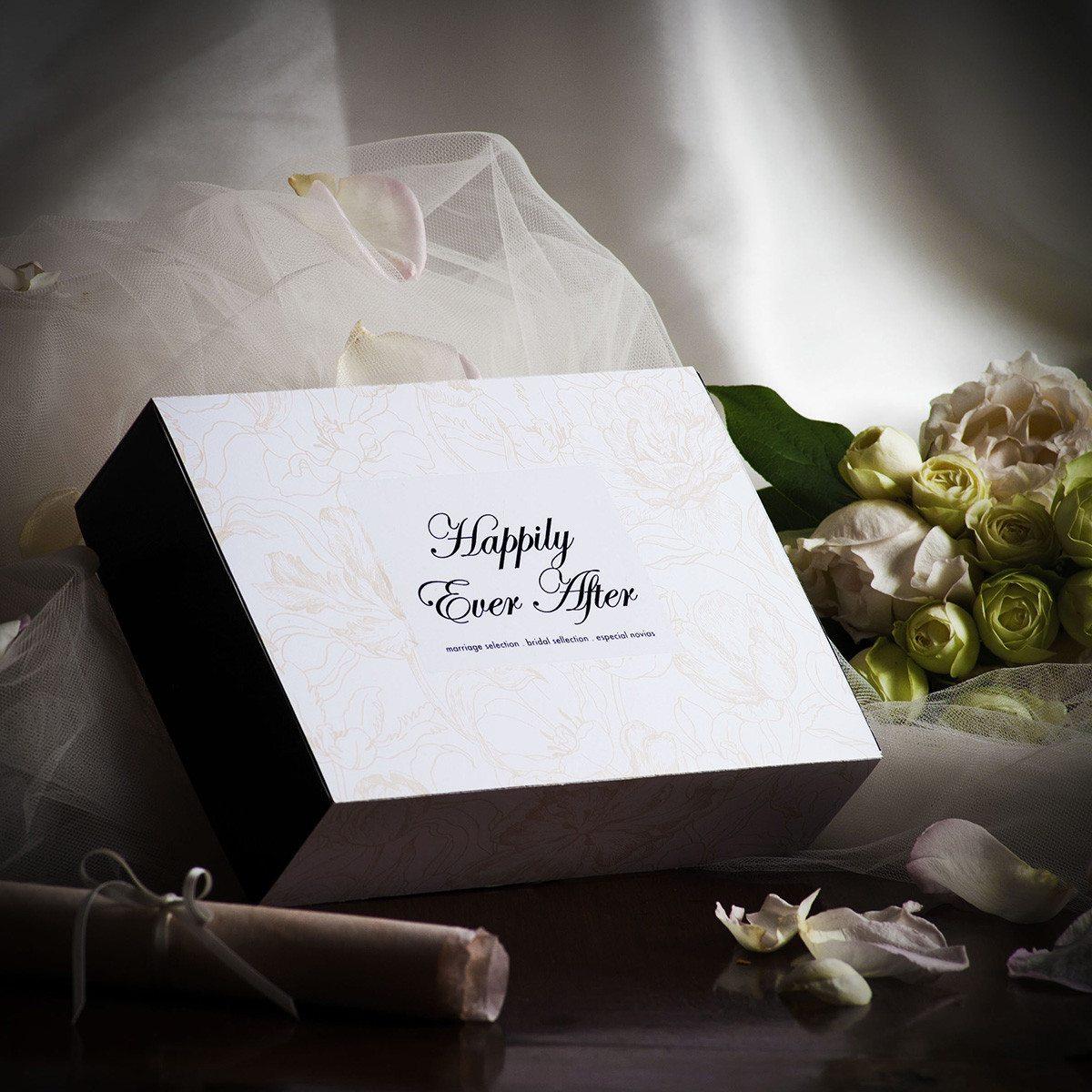 Happily Ever After-gavesæt til brylluppet