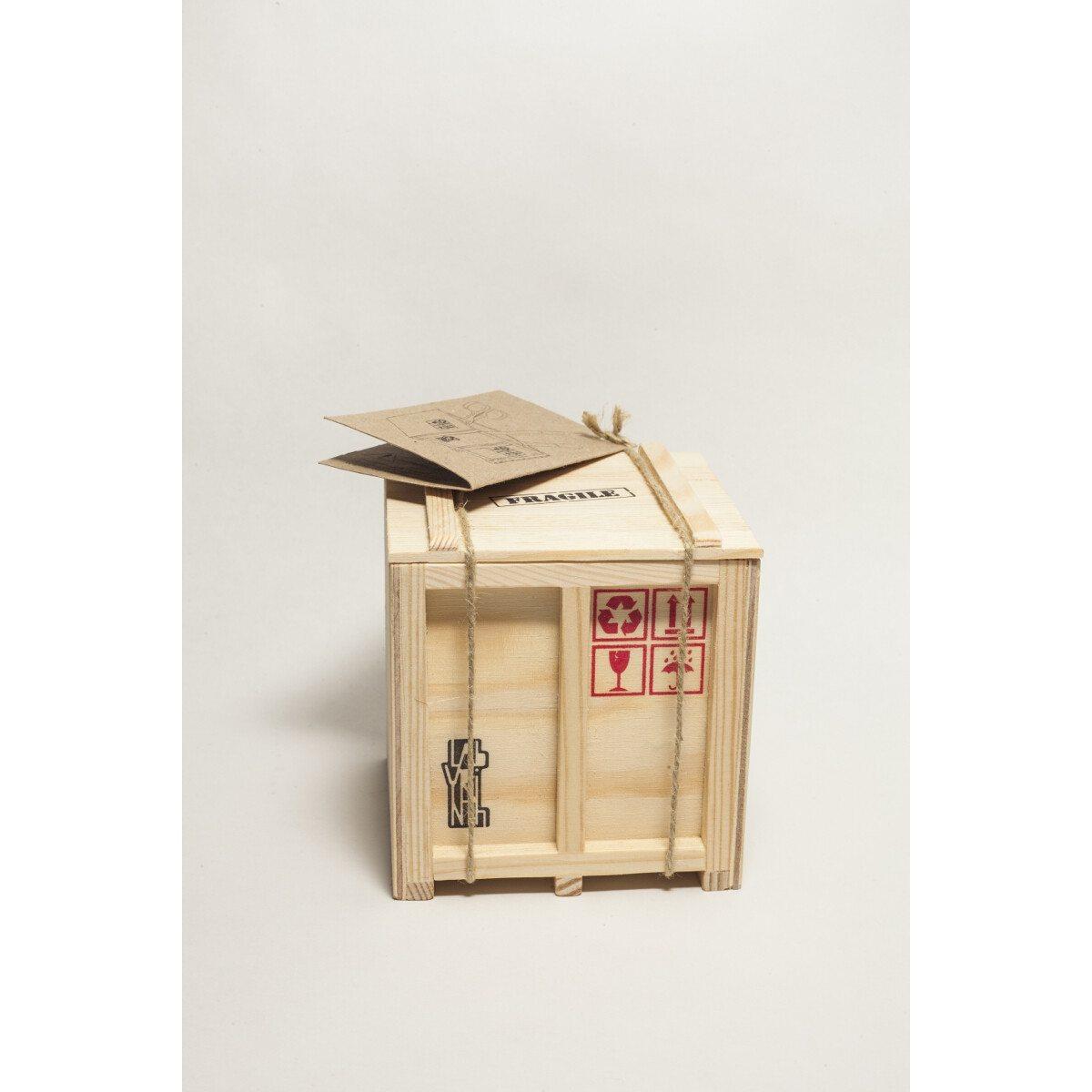 Inbox - Set of 3 designer Shipping boxes