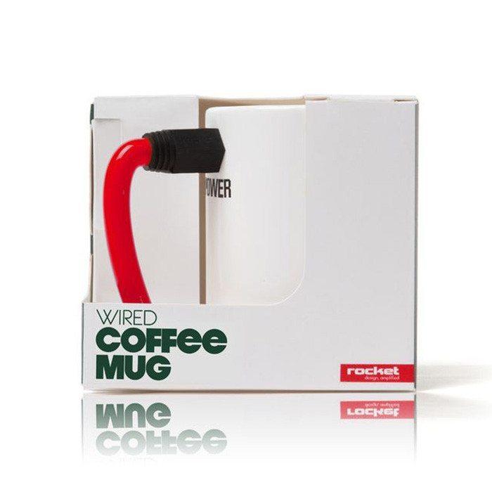 Kaffekrus med power-stik