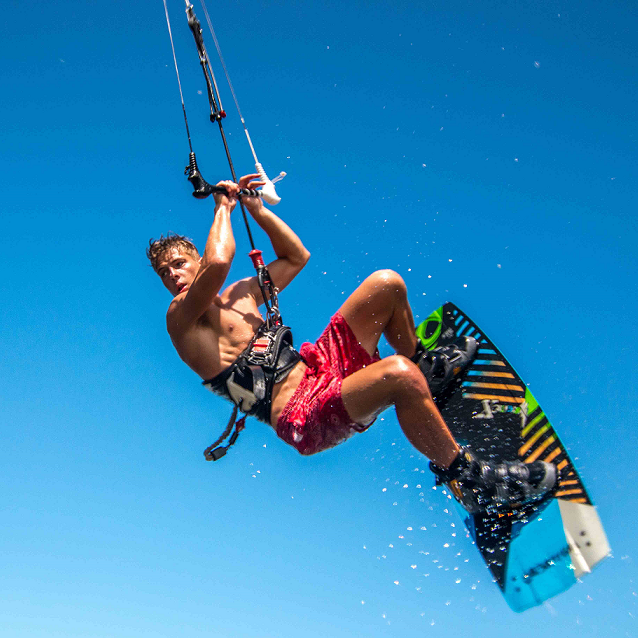 Kitesurfing Kursus - Sanddobberne