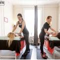 Klassisk helkropsaromamassage for par - København