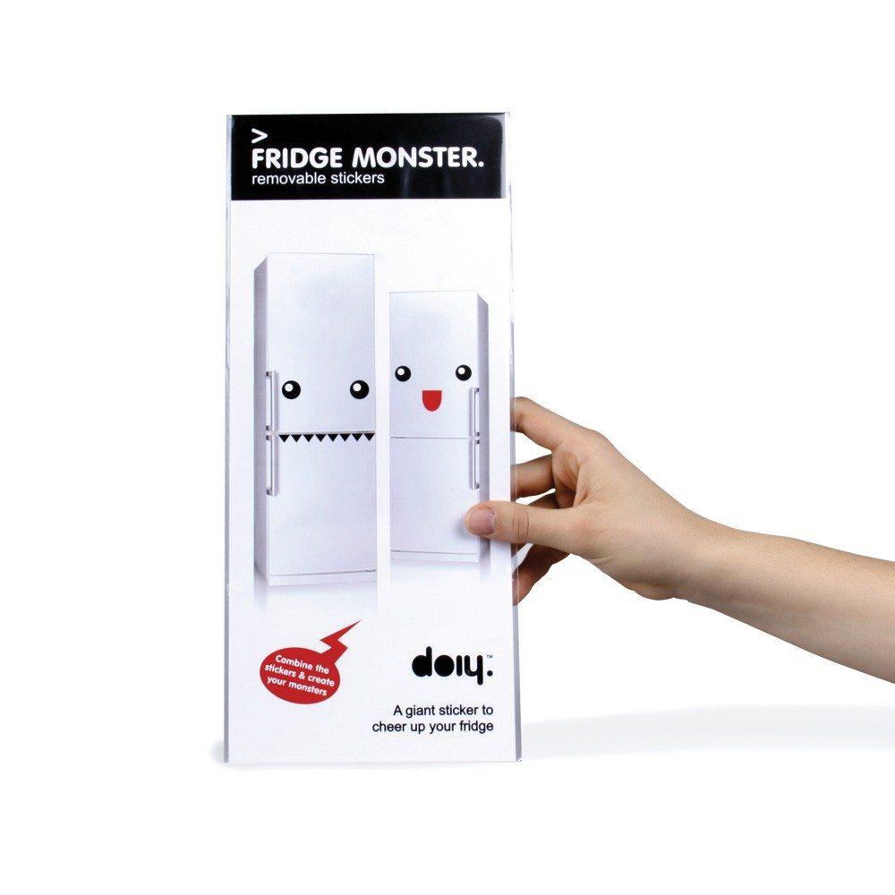 Køleskabsansigter