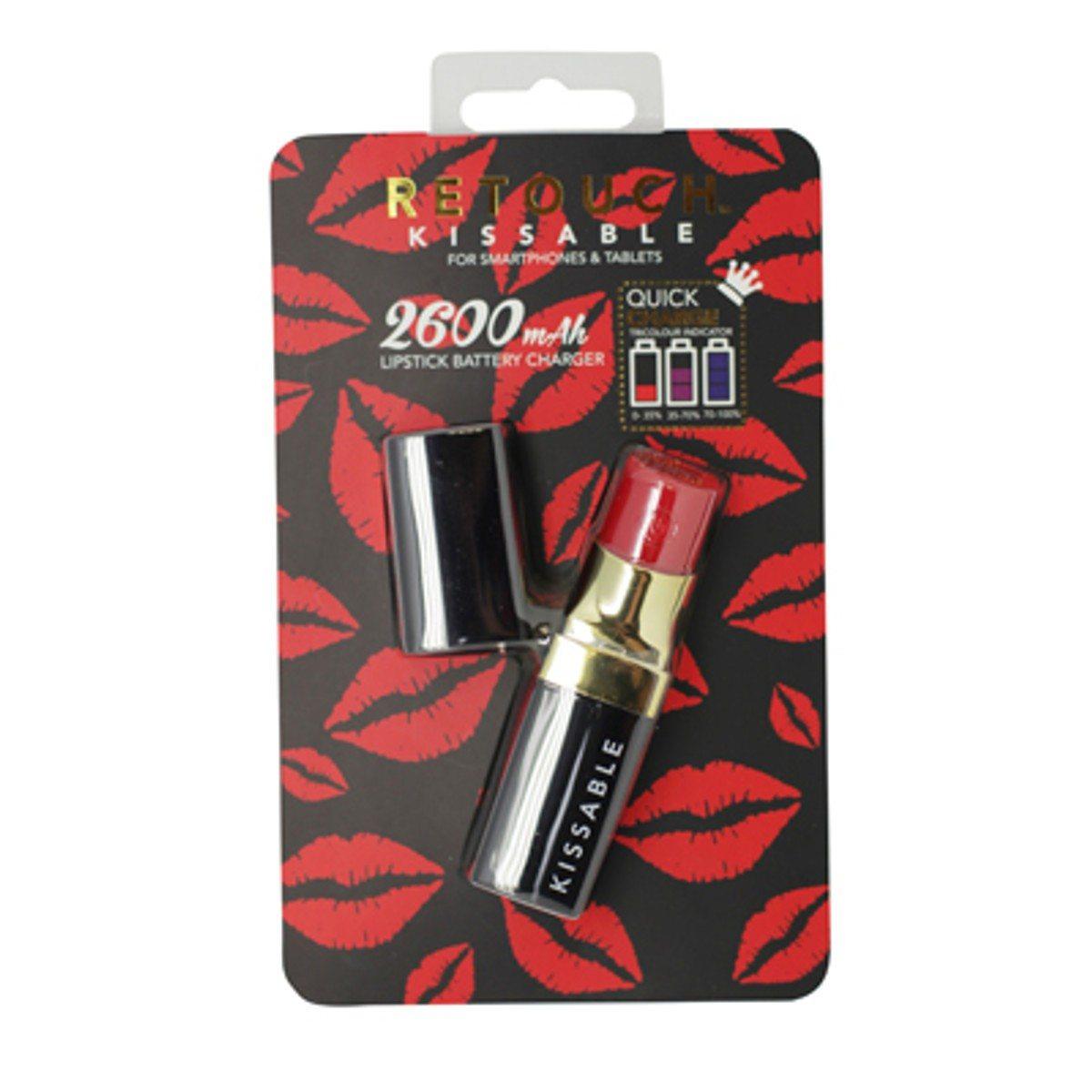 Læbestift-powerbank