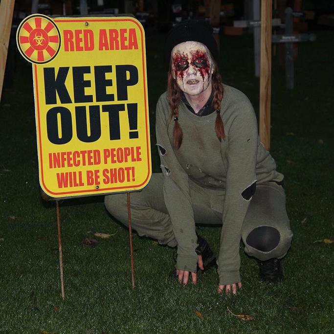 Lej en zombie - Kolding
