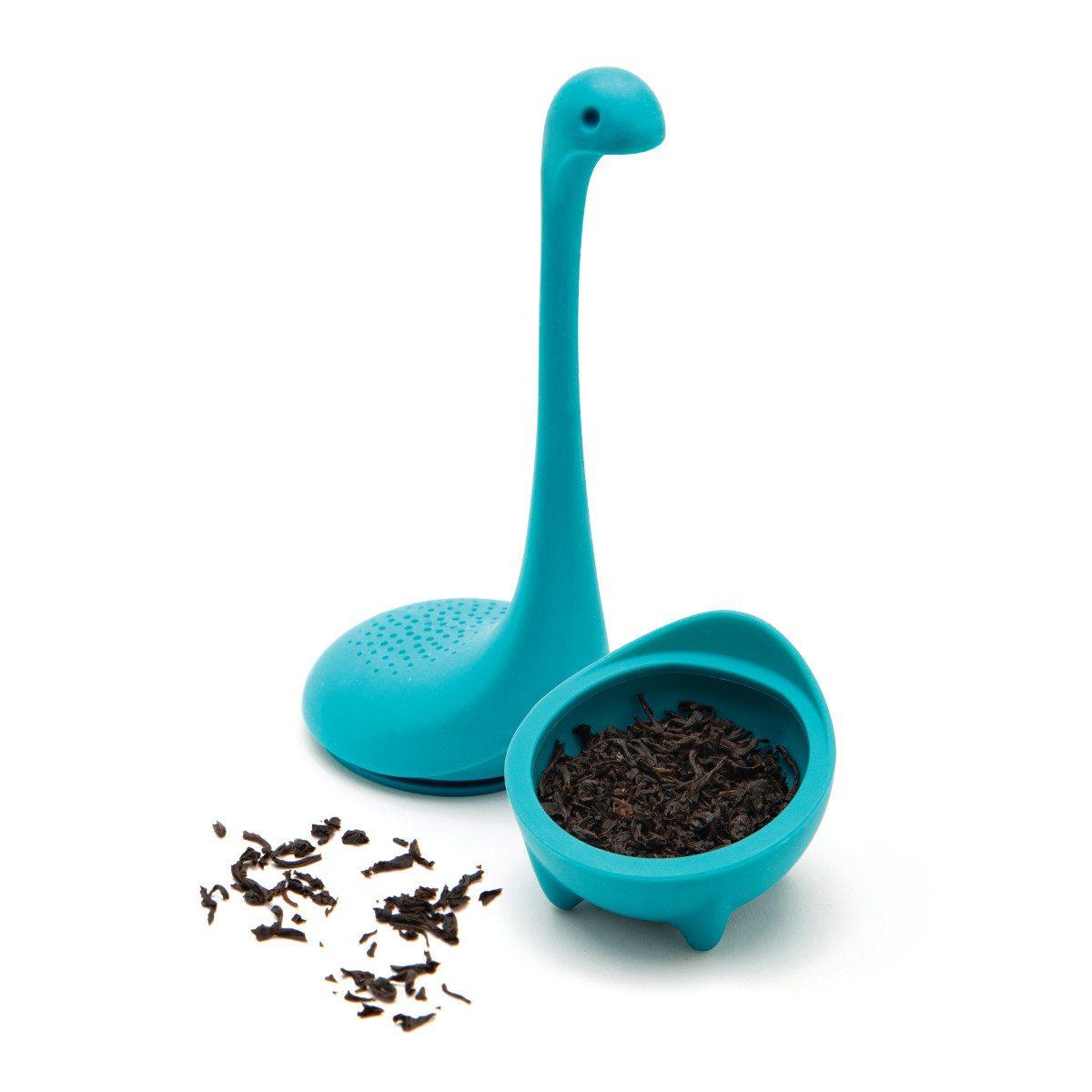 Loch Ness-familien - køkkenredskaber