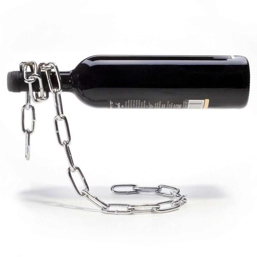 Magisk kæde-flaskeholder