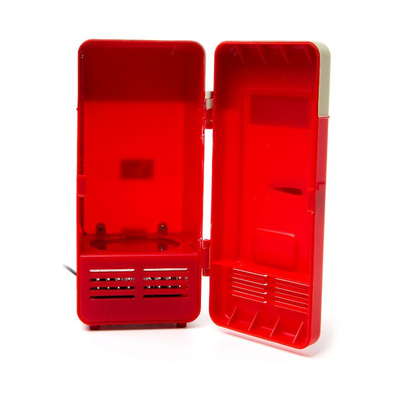 Mini cooler - USB-køleskab
