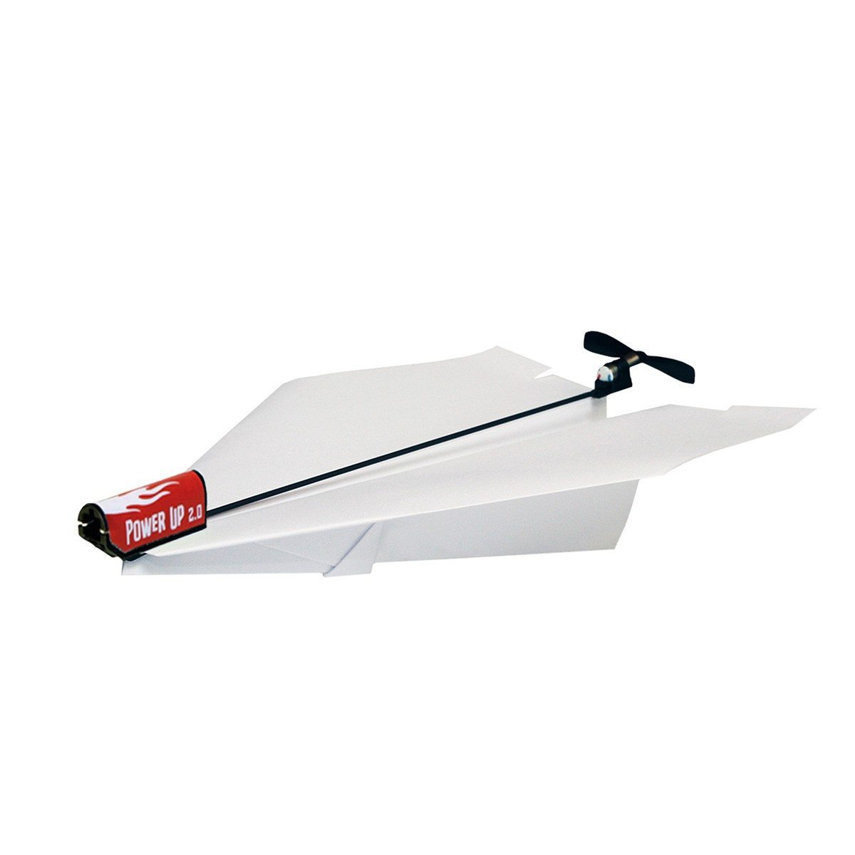 Motor til papirfly