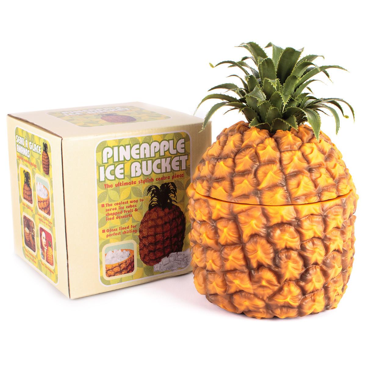 Naturtro ananasisspand