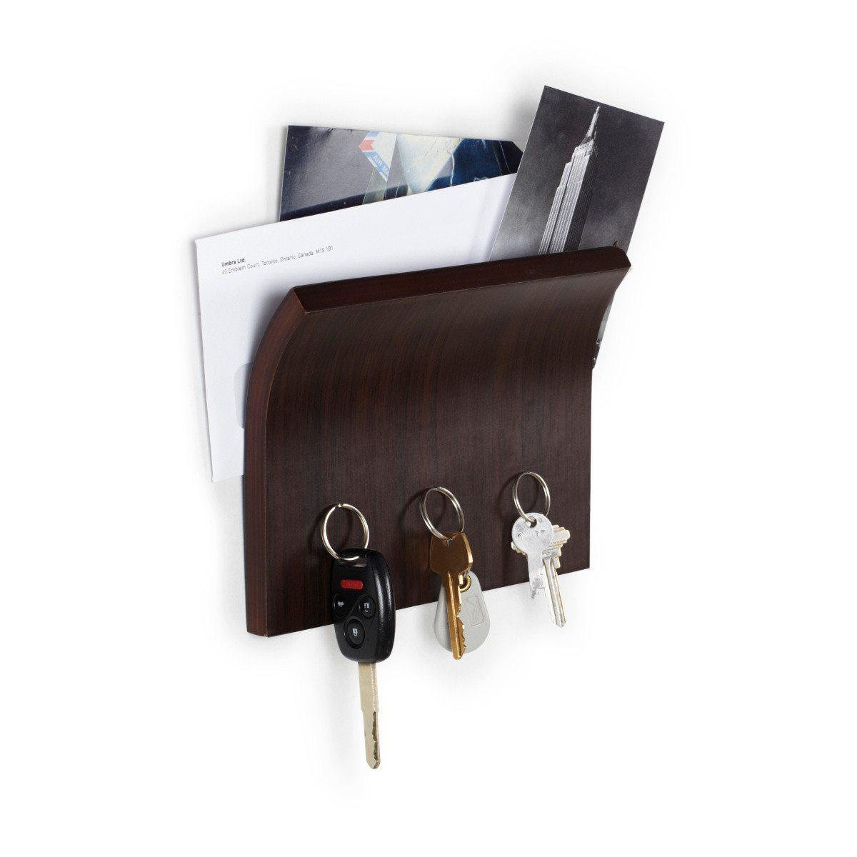 Nøglebræt og brevholder