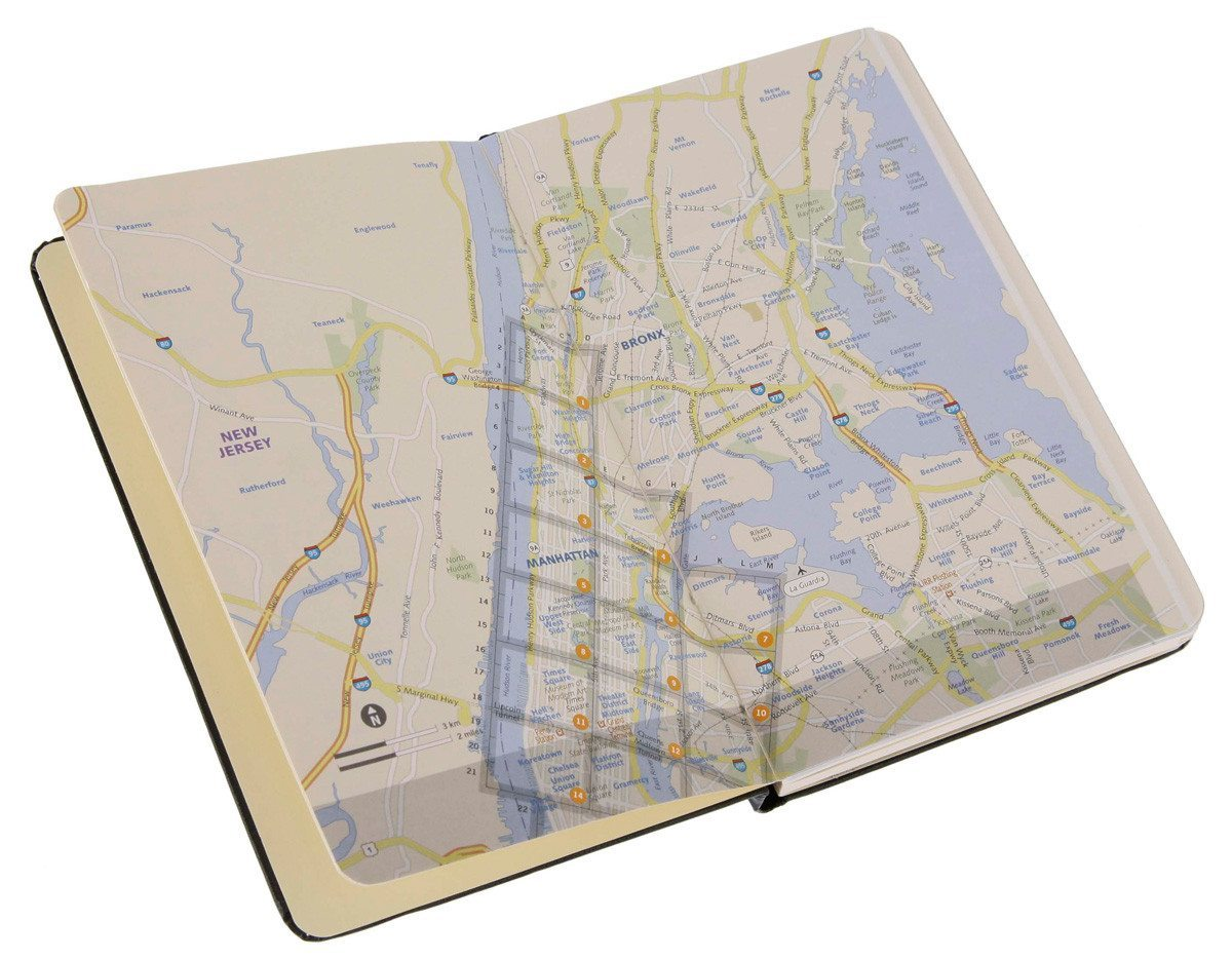 Notesbog til storbyer